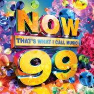 【送料無料】 Now That's What I Call Music 99 (2CD) 輸入盤 【CD】