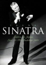 【送料無料】 Frank Sinatra フランクシナトラ / Sinatra In Japan: Live At The Budokan 1985: シナトラ イン ジャパン 〜ライヴ アット ザ 武道館1985 (DVD+2CD) 【DVD】