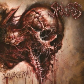 Skinless / Savagery 輸入盤 【CD】