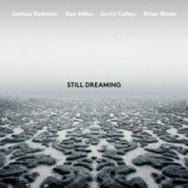 Joshua Redman ジョシュアレッドマン / Still Dreaming (feat. Ron Miles, Scott Colley & Brian Blade) (アナログレコード / Nonesuch) 【LP】
