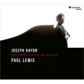 【送料無料】 Haydn ハイドン / ピアノ・ソナタ集 ポール・ルイス 輸入盤 【CD】