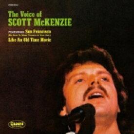 Scott Mckenzie / Voice Of 【紙ジャケット】 【CD】