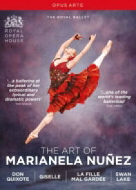 バレエ&ダンス / 英国ロイヤル・バレエ〜マリアネラ・ヌニェスの芸術(4DVD) 【DVD】