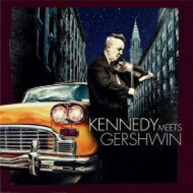 Gershwin ガーシュウィン / 『ケネディ・ミーツ・ガーシュウィン』 ナイジェル・ケネディ 輸入盤 【CD】