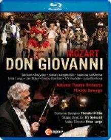 Mozart モーツァルト / 『ドン・ジョヴァンニ』全曲 ネクヴァシール演出、プラシド・ドミンゴ&プラハ国立歌劇場管、アルベルギーニ、クネジコヴァ、他(2017 ステレオ)(日本語字幕付) 【BLU-RAY DISC】