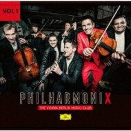 【送料無料】 Philharmonix: The Vienna Berlin Music Club Vol.1 【SHM-CD】