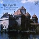 【送料無料】 Bill Evans (Piano) ビルエバンス / At The Montreux Jazz Festival(Live At The Montreux Jazz Festiva…