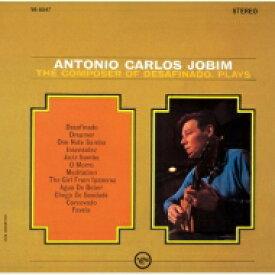 【送料無料】 Antonio Carlos Jobim アントニオカルロスジョビン / Composer Of Desafinado Plays: イパネマの娘 <MQA / UHQCD> 【Hi Quality CD】