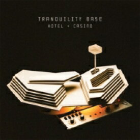 Arctic Monkeys アークティックモンキーズ / Tranquility Base Hotel & Casino 輸入盤 【CD】