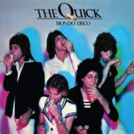 【送料無料】 Quick (Rock) / Mondo Deco (Expanded Edition) 輸入盤 【CD】