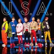 Da Pump ダ パンプ / U.S.A. 【初回限定生産盤A】 【CD Maxi】