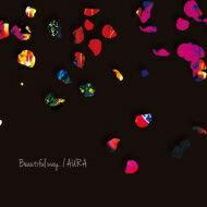 【送料無料】 AURA / Beautiful way 【初回限定盤】 【CD Maxi】
