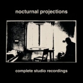 Nocturnal Projections / Complete Studio Recordings (アナログレコード) 【LP】