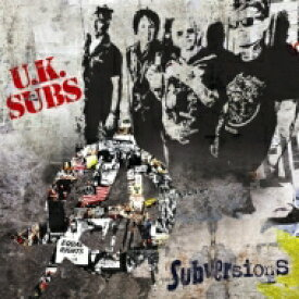 Uk Subs / Subversions 輸入盤 【CD】