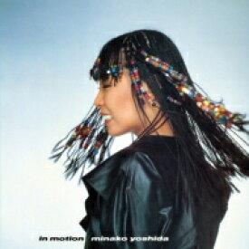 吉田美奈子 ヨシダミナコ / IN MOTION 【完全生産限定盤】(アナログレコード) 【LP】