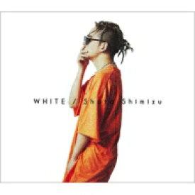 【送料無料】 清水翔太 シミズショウタ / WHITE 【初回生産限定盤】 【CD】