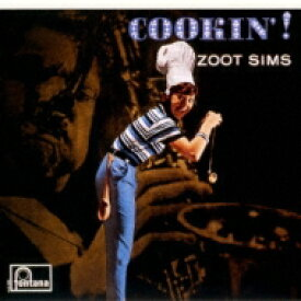 Zoot Sims ズートシムズ / Cookin'! 【SHM-CD】