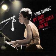 Nina Simone ニーナシモン / My Baby Just Cares For Me (180グラム重量盤レコード / Jazz Images) 【LP】