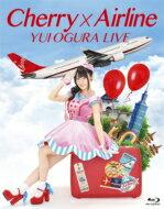 【送料無料】 小倉唯 / 小倉 唯 LIVE 「Cherry×Airline」 (Blu-ray) 【BLU-RAY DISC】