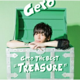 "【送料無料】 Gero / Gero The Best ""Treasure"" 【初回限定盤B】(2CD) 【CD】"