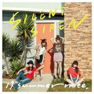 SILENT SIREN / 19 summer note. 【初回限定盤】 【CD Maxi】
