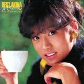 中森明菜 ナカモリアキナ / BEST AKINA メモワール 【CD】
