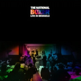 National ナショナル / Boxer Live In Brussels 【CD】