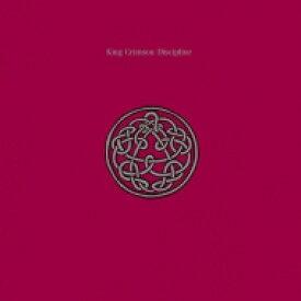 King Crimson キングクリムゾン / Discipline 30周年記念盤 (200グラム重量盤レコード / Panegyric) 【LP】
