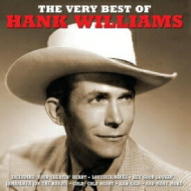 Hank Williams ハンクウィリアムス / Very Best Of (180グラム重量盤レコード) 【LP】