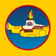 """Beatles ビートルズ / Yellow Submarine 【国内盤】(ピクチャーディスク仕様 / 7インチアナログシングル) 【7""""""""Single】"""
