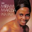 Miriam Makeba ミリアムマケバ / Pata Pata <紙ジャケット> 【CD】