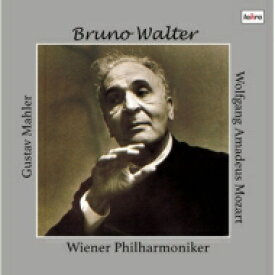 【送料無料】 Mahler マーラー / 大地の歌(マーラー)、交響曲第40番(モーツァルト):ワルター指揮&ウィーン・フィルハーモニー管弦楽団、他 (1952年Live) (2枚組アナログレコード / Altus) 【LP】