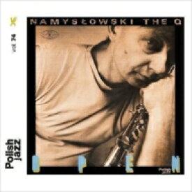 【送料無料】 Zbigniew Namyslowski ズビグニェフナミスウォフスキ / Open Polish Jazz Vol.74 輸入盤 【CD】