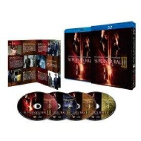 【送料無料】 SUPERNATURAL XIII <サーティーン・シーズン> ブルーレイ コンプリート・ボックス(4枚組) 【BLU-RAY DISC】