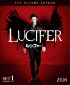 LUCIFER/ルシファー <セカンド> 前半セット(2枚組/1〜12話収録)<<TVSS>> 【DVD】