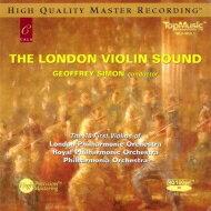 ロンドン・ヴァイオリン・サウンド 、ジェフリー・サイモン & ロンドン3大オーケストラの48人のヴァイオリン奏者たち (45回転 / 180グラム重量盤レコード) 【LP】