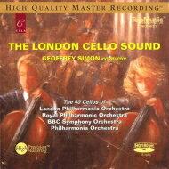 ロンドン・チェロ・サウンド 、ジェフリー・サイモン & ロンドン4大オーケストラの40人のチェロ奏者たち (45回転 / 180グラム重量盤レコード) 【LP】