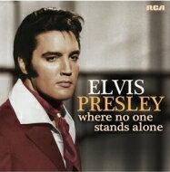 Elvis Presley エルビスプレスリー / Where No One Stands Alone (アナログレコード) 【LP】