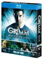 【送料無料】 GRIMM / グリム ファイナル・シーズン BD-BOX 【BLU-RAY DISC】