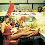 Marty Paich マーティペイチ / Broadway Bit <ジャズ・アナログ・プレミアム・コレクション> 【初回生産限定盤】(180グラム重量盤レコード) 【LP】