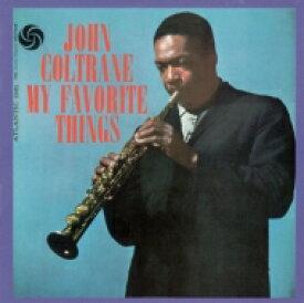 John Coltrane ジョンコルトレーン / My Favorite Things (モノラルヴァージョン)<ジャズ・アナログ・プレミアム・コレクション>【初回生産限定盤】(180グラム重量盤レコード) 【LP】