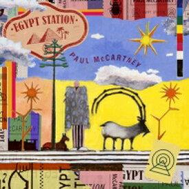 Paul Mccartney ポールマッカートニー / Egypt Station 【初回生産限定盤】 (特殊ソフトパック仕様 / 16曲収録) 輸入盤 【CD】