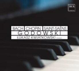 【送料無料】 Godowsky ゴドフスキー / Transcriptions-j.s.bach, Chopin, Saint-saens-etc: Kwiatkowski(P) 輸入盤 【CD】