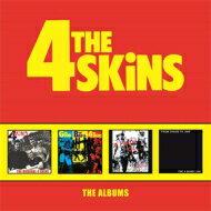 【送料無料】 4 Skins / Albums: 4cd Clamshell Boxset 輸入盤 【CD】