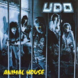 【送料無料】 U.D.O. ユーディーオー / Animal House 【SHM-CD】