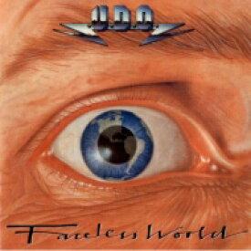 【送料無料】 U.D.O. ユーディーオー / Faceless World 【SHM-CD】