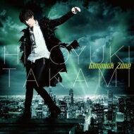 【送料無料】 貴水博之 / Gimmick Zone 【CD】