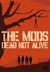 【送料無料】 THE MODS モッズ / DEAD NOT ALIVE 【DVD】