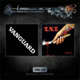 【送料無料】 T.n.t. (Metal) / Deflorator / Vanguard 輸入盤 【CD】