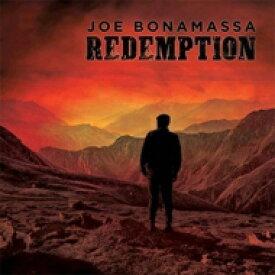 【送料無料】 Joe Bonamassa ジョーボナマッサ / Redemption 輸入盤 【CD】